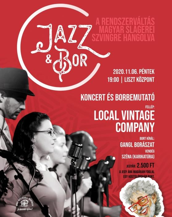 Jazz&Bor - Local Vintage Company